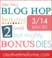Little Bitty Blog Hop!