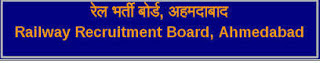 RRB Ahmedabad Recruitment