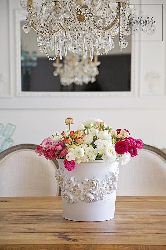 Creative Diy Flower Pot Idea To Copy Shabbyfufu