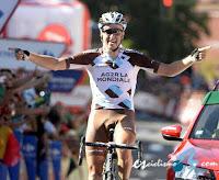 CICLISMO (La Vuelta 2015) - Gougeard se impone en Ávila y Dumoulin consigue 3 segundos