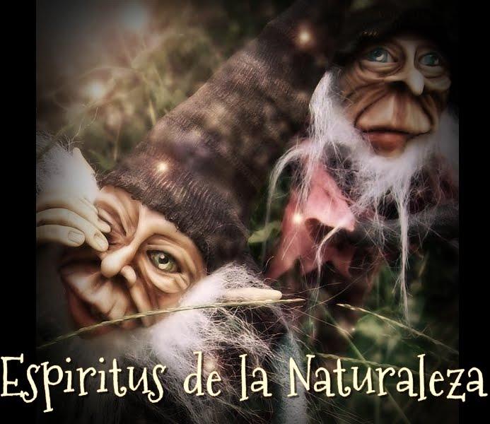 Espiritus de la Naturaleza