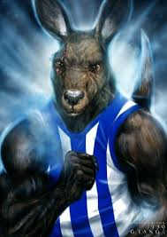 North Melborne Kangaroos is the best football team