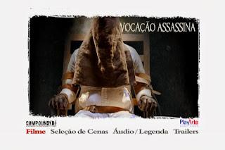 1 Vocação Assassina DVD R