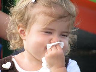 Bayi dan Anak Alergi