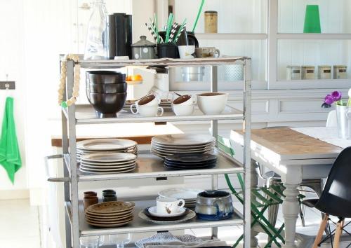 Hege in France kitchen sneak peek