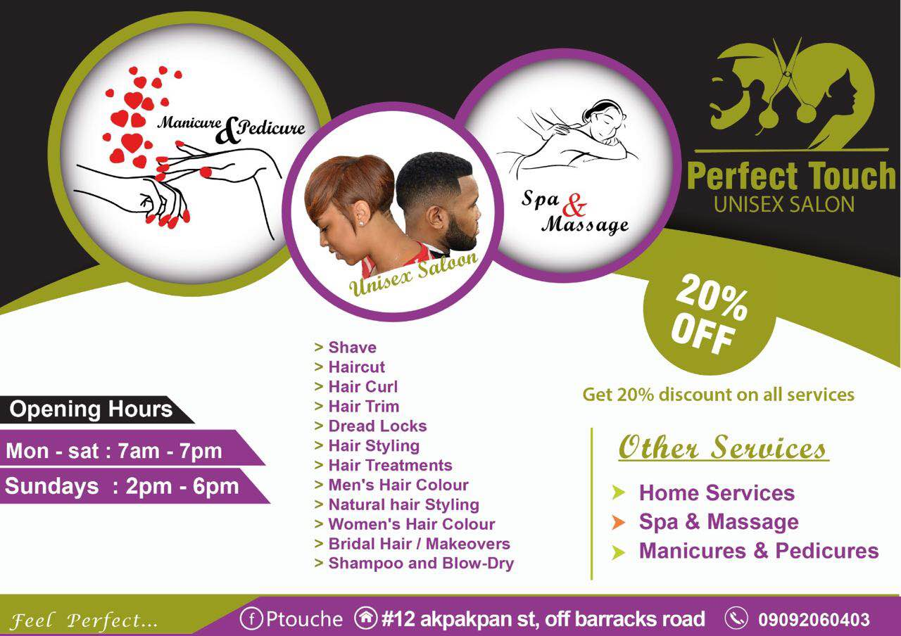 Perfect Touch Unisex Salon
