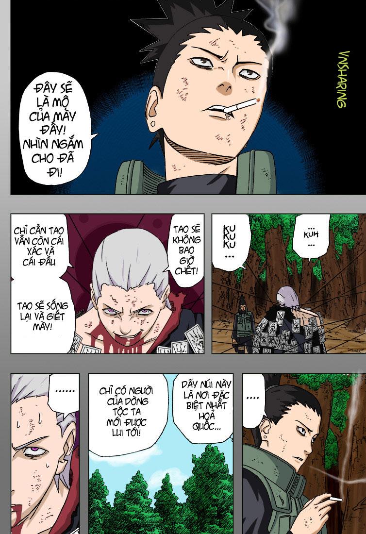 Naruto chap 338 Trang 13 - Mangak.info