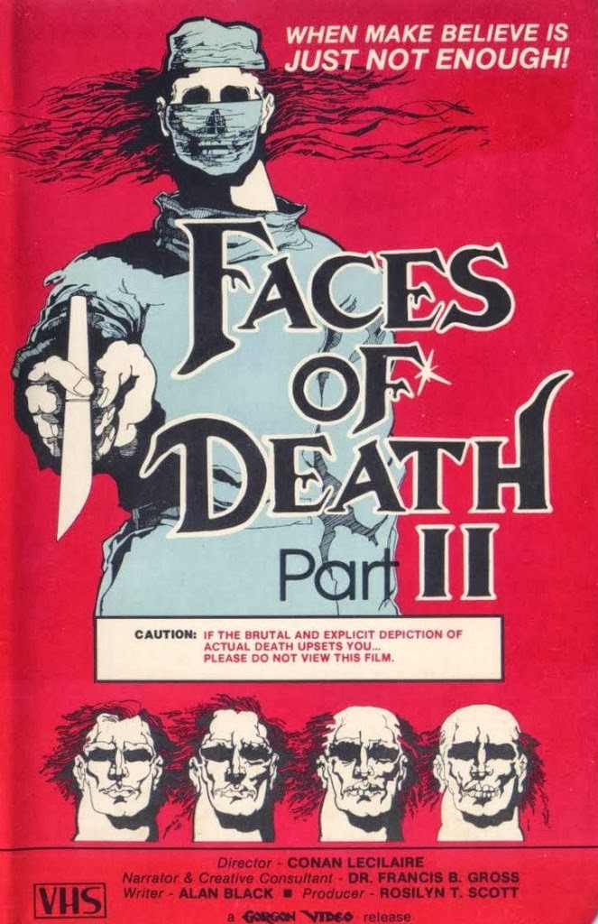 Traces of death (video 1993) crazy credits on imdb: additional scenes, messages hidden in credits and more