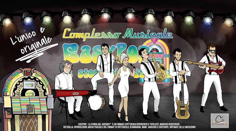 Easy Pop Cover Band - La scaletta scelta dal pubblico tramite un Juke Box