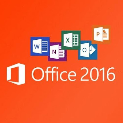 MS Office Professional 2016 Cover