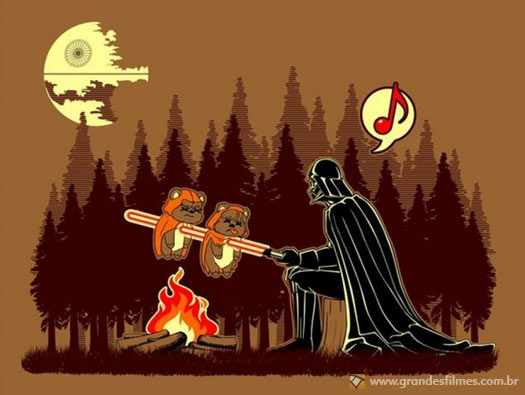 Churrasco de Ewoks