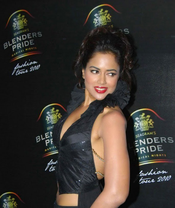 sameera reddy bare back hot images