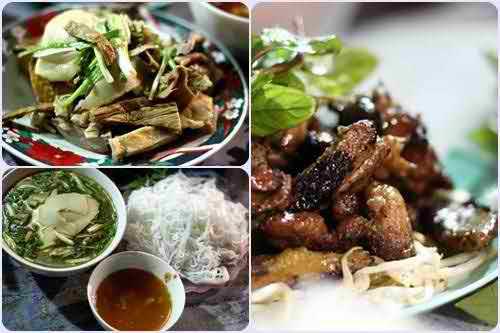 Ngon với chả ngan nướng than hoa ở Hàng Bông, diemanuong365.blogspot.com, mon ngon ha noi, quan an binh dan, am thuc ha noi, diem an uong ngon