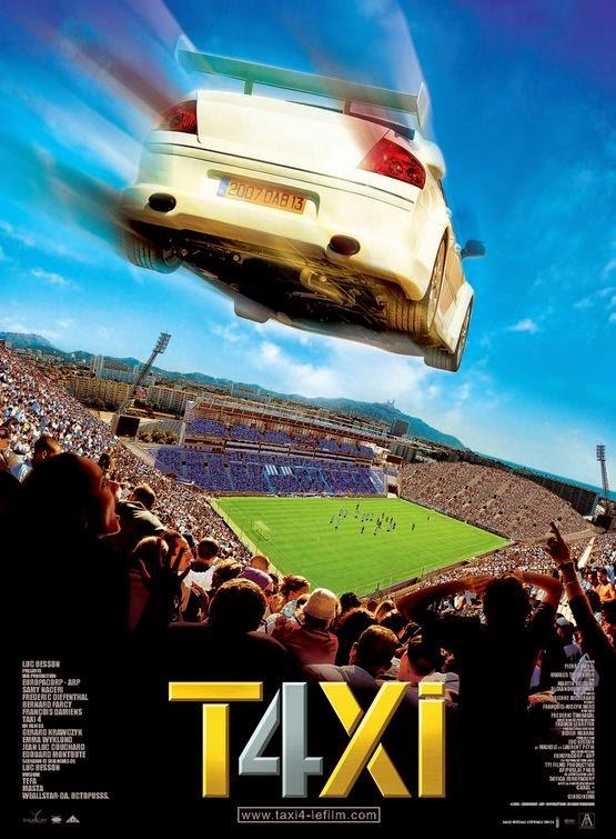 Taxi 4 (2007) [Vose]