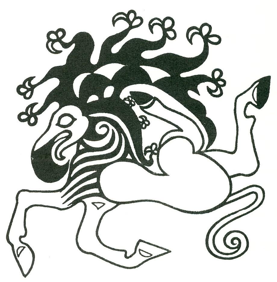 Scythian Tattoo Designs
