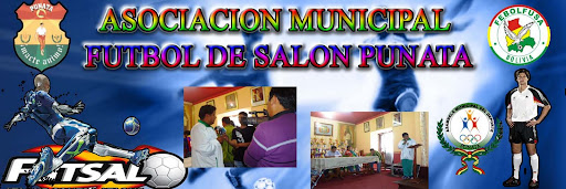 Asociacion Municipal de Futbol de Salon Punata