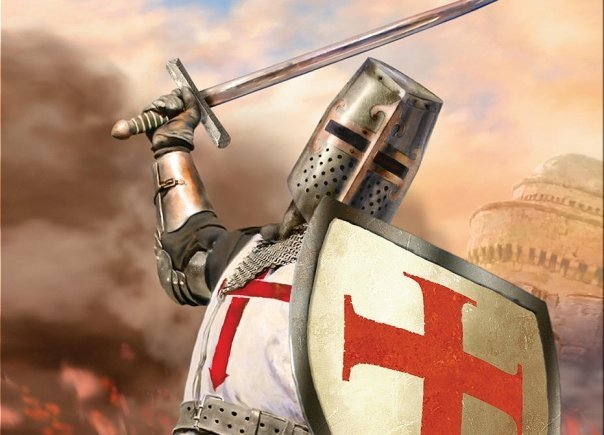 cruzadas cavaleiro