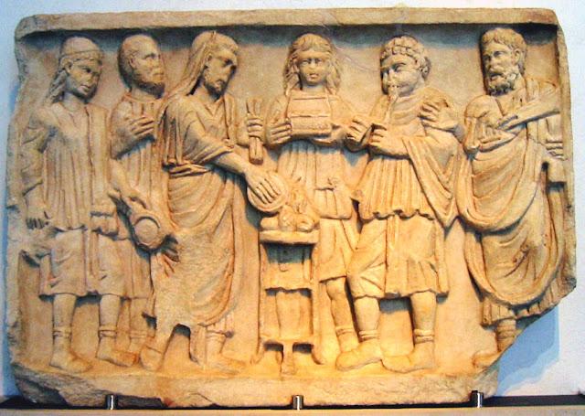 The Ancient Roman Ritual