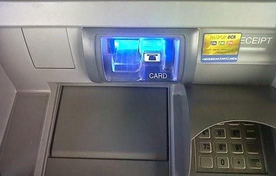 Cara menggunakan ATM setor tunai Bank BCA, BNI, BRI dan Mandiri