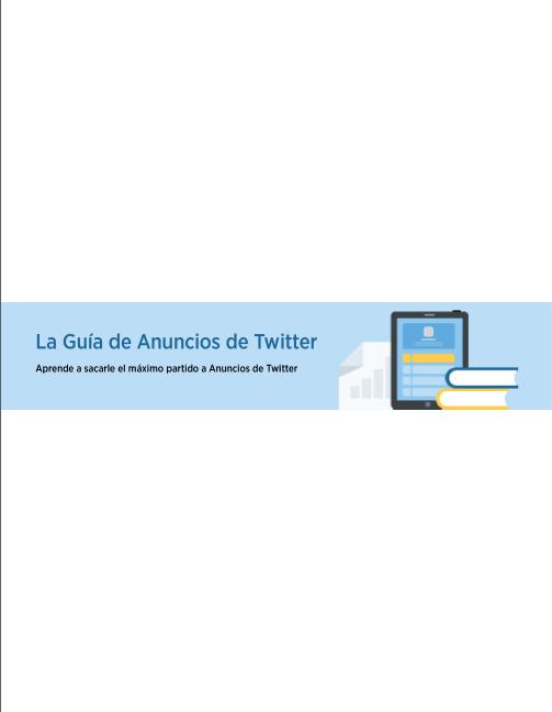 Guía anuncios Twitter