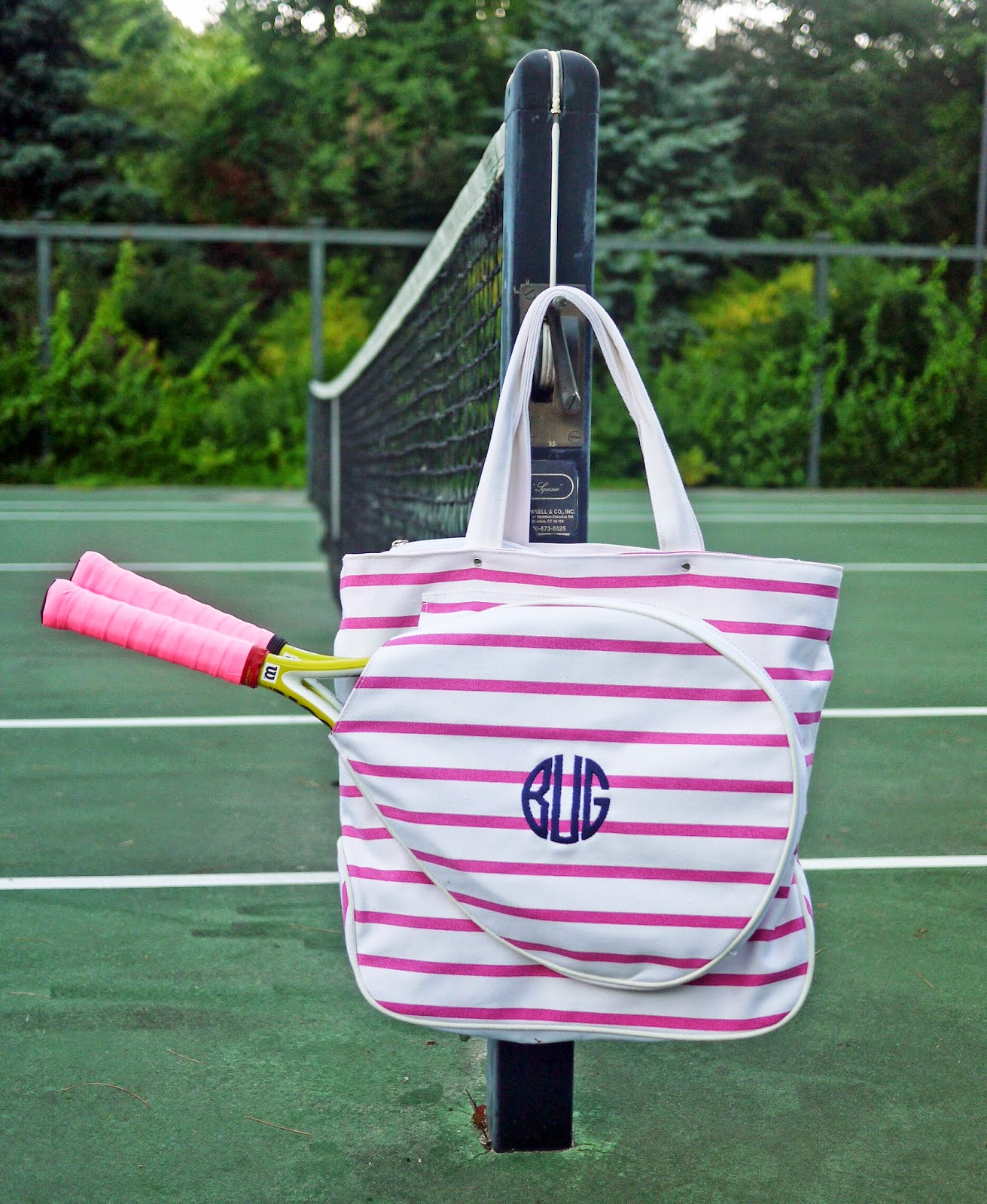 Back In Stock Monogram Tennis Bags
