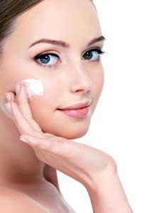 crema hidratante despues del peeling facial