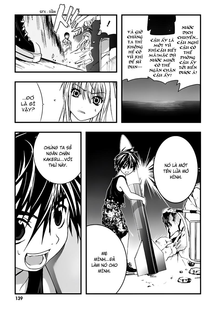 Nejimakiboshi to Aoi Sora chap 4 – End Trang 16 - Mangak.info