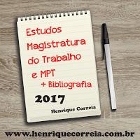 Magistratura e MPT