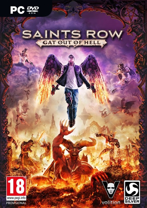 Saints Row Gat out of Hell PC Full Crack