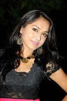 Actress Smithika  Pictures at Adi Lekka Audio Launch 0002.jpg