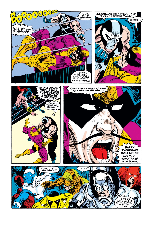 Captain America (1968) Issue #412 #361 - English 15
