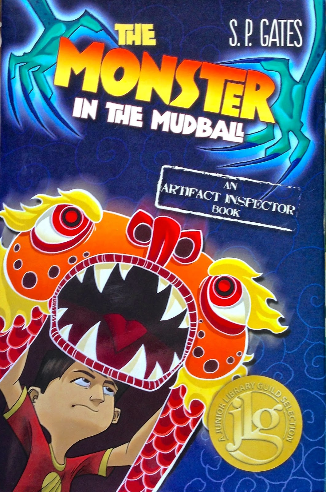 The Monster in the Mudball Book Review