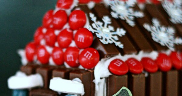 "Write Snap Scrap: The Kit Kat ""Gingerbread"" House - Crafts ..."