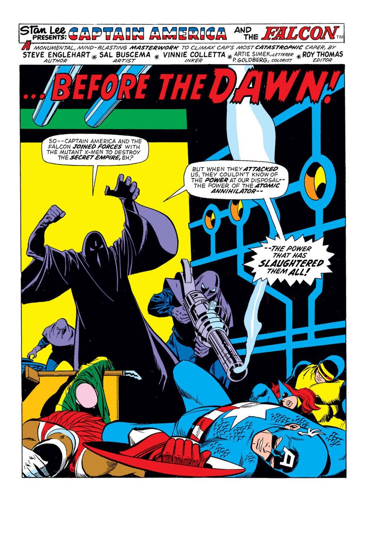 Captain America (1968) Issue #175 #89 - English 2