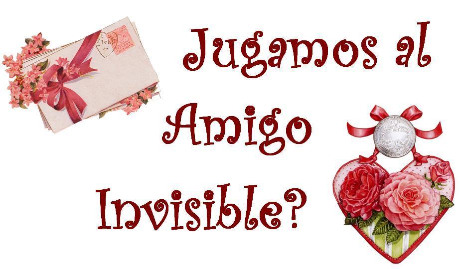 La verbena deco jugamos al amigo invisible for Regalos originales amigo invisible