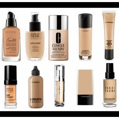 Best makeup for acne prone skin by the best foundation for oily skin ...