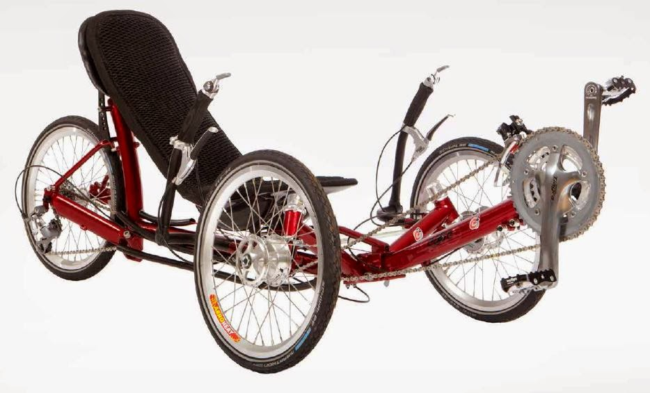 Recumbent Trikes For Adults Adult Trike The New e2