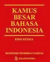 Free Download KBBI Offline versi 1.5 terbaru tahun 2013- Aplikasi Kamus Besar Bahasa Indonesia
