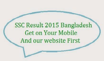 SSC Result 2015 BD