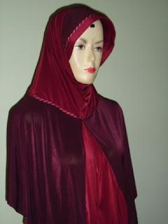 Model Jilbab Kerudung 2012
