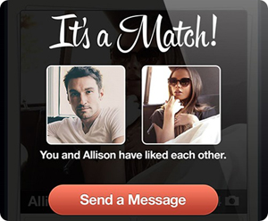 single of vrijgezel? probeer de gratis dating app Tinder!