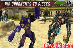 Game Android: Real steel Friends