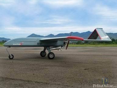 Smart eagle II, Drone buatan Indonesia