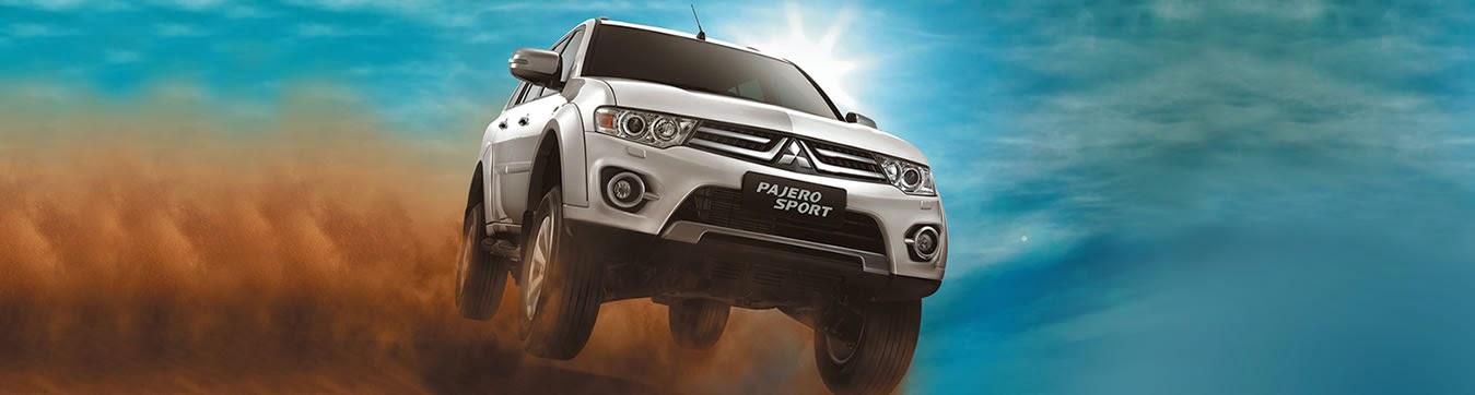 Pajero Sport Dakar 4x4 Medan