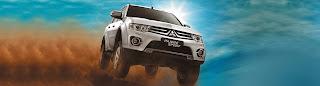 Mitsubishi Pajero Sport Dakar 4x4 AT Medan