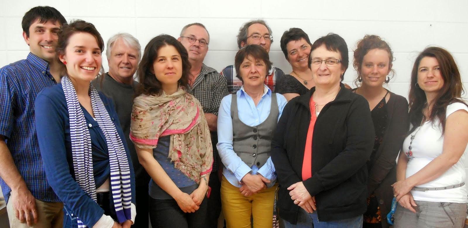 Le comité en sécurité alimentaire dans Montmagny-L'Islet