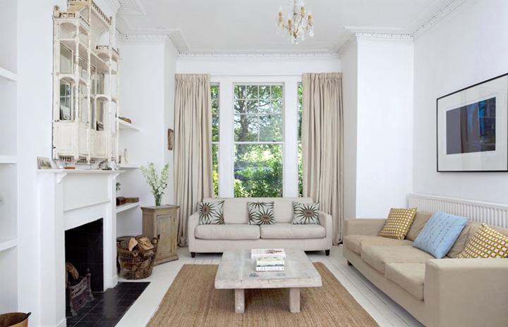 4bildcasa idee per il salotto for Victorian house living room ideas