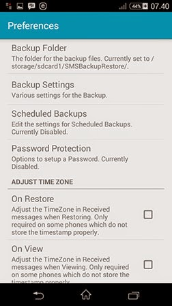 SMS Backup & Restore Pro free download