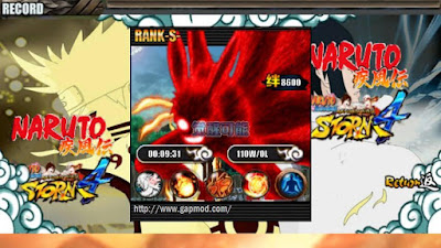 Naruto Senki Ultimate Ninja Storm 4 Android apk