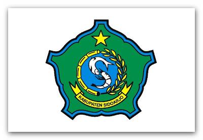 Kabupaten Sidoarjo Vector Logo, Logo Kabupaten Sidoarjo vector
